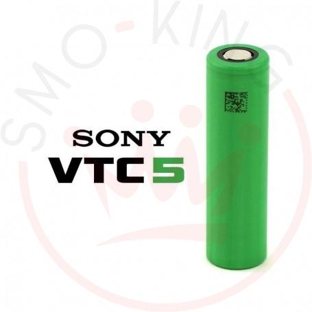 Sony VTC5 Batteria 18650 2600mAh 30A per Siagretta elettronica