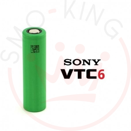 Sony VTC6 18650 3000mAh 30A battery