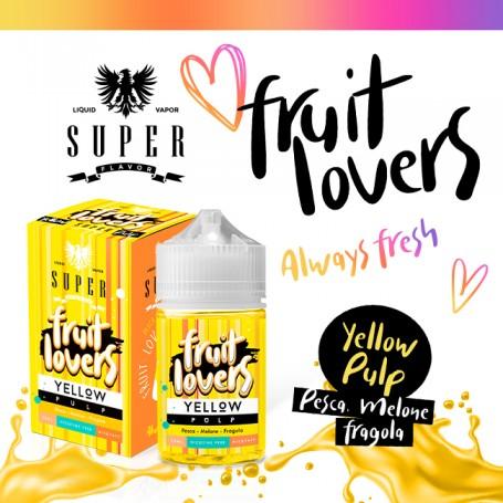Super Flavor Yellow Pulp 50 ml Mix