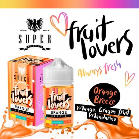 Super Flavor Orange Breeze 50 ml Mix