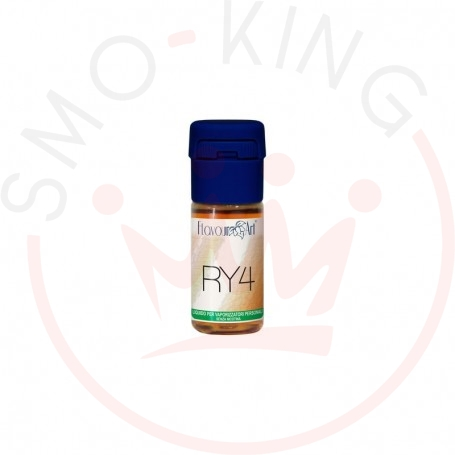Flavourart RY4 10 ml Nicotine Ready Eliquid