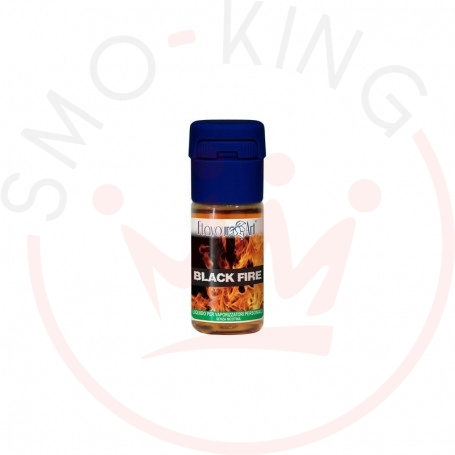 Flavourart Black Fire 10 ml Nicotine Ready Eliquid