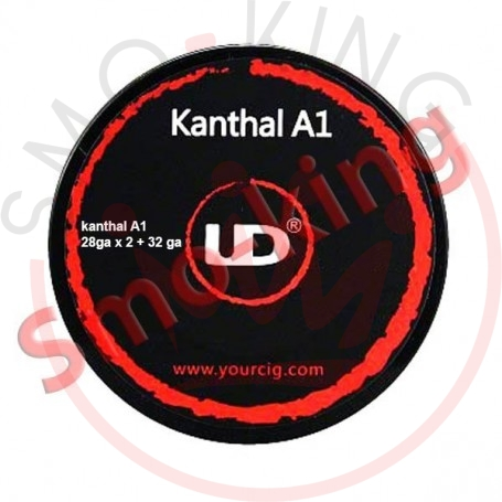 YOUDE kanthal wire A1 26ga + 32ga Clapton Wire + kanthal wire 5ml