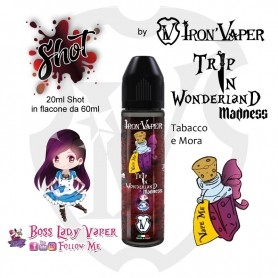 Iron Vaper Trip in Wonderland MADNESS Aroma 20ml