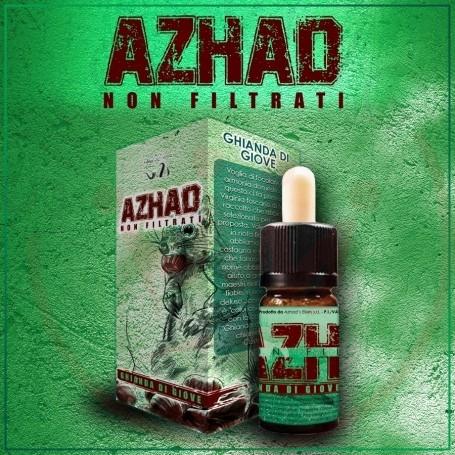 Azhad Non Filtrati Aromatizzati Ghianda di Giove Aroma 10 ml