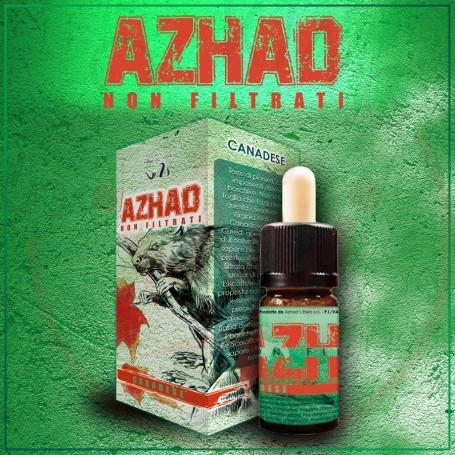 Azhad Unfiltered Flavored Canadese Aroma 10 ml