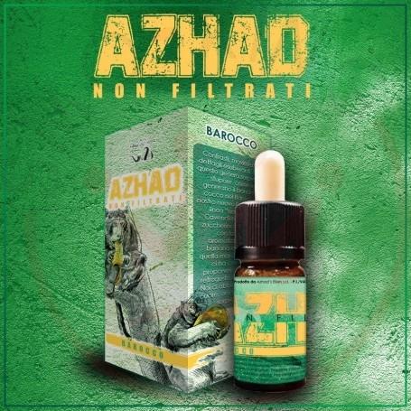 Azhad Non Filtrati Aromatizzati Barocco Aroma 10 ml