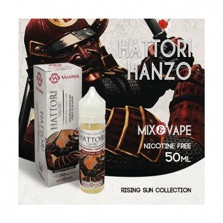 Valkiria Hattori Hanzo 50 ml Mix Liquido per Sigaretta Elettronica