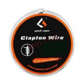 GEEKVAPE kanthal wire A1 Flat Clapton Wire Ribbon 26gax18ga+32ga 3mt