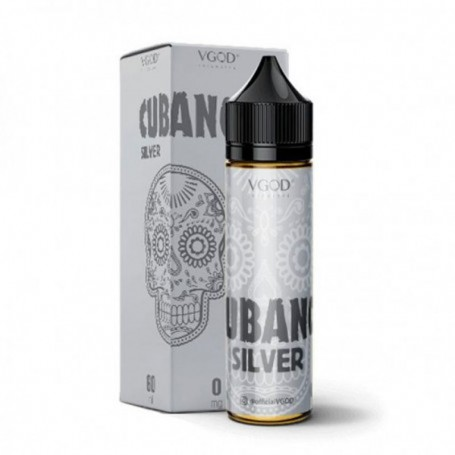 VGOD Cubano Silver 50 ml Mix