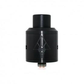 528 Custom Vapes Goon Rda Dripping 24mm Black+chuff