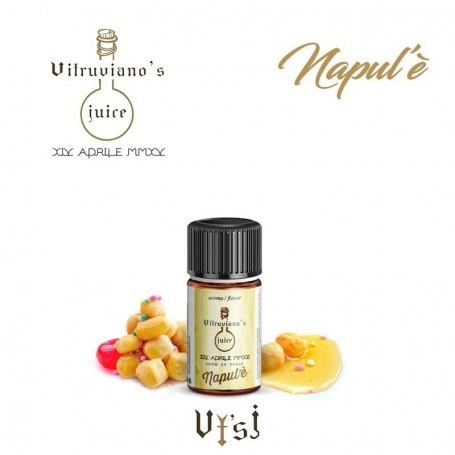 Vitruviano Napul'è Aroma Concentrato 10 ml