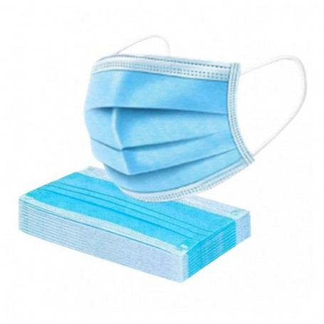 Disposable Filtering Surgical Masks 10pz
