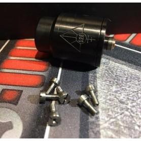 Pin Bottom Feeder Ss Goon Rda Dripping 24 22mm