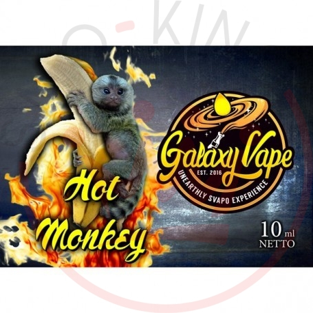 Galaxy Vape Hot Monkey 10ml