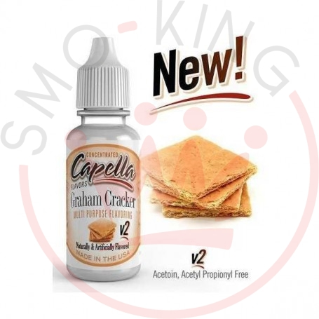 Capella Graham Cracker V2 13ml