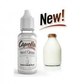 Capella Flavours Sweet Cream 13ml
