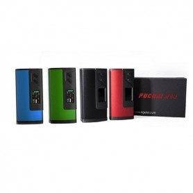 SIGELEI Box Mod 213 Fuchai Plus Tc 213 Watts Red