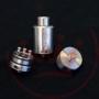 KENNEDY VAPOR 3 Posts 24mm the Original Silver
