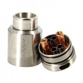Kennedy Vapor 2 Post 25mm Originale Silver