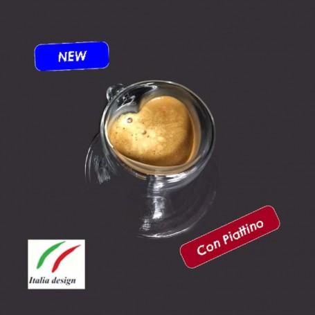 Aliseoitalia Love Laura Thermal Cups 2 Pcs