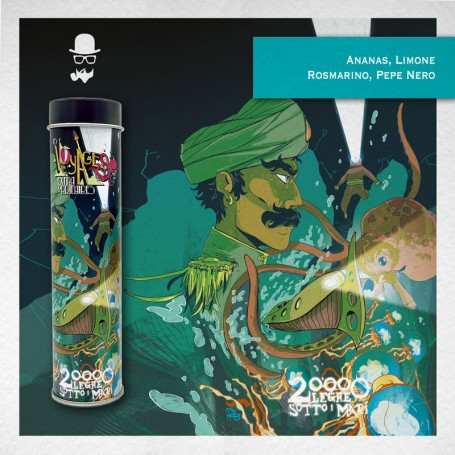 The Vaping Gentlemen Club 20000 Leagues Under the Sea Aroma 20ml