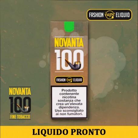 Fashion Vape Eliquid NovantaCento Liquido Pronto Nicotina
