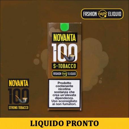 Fashion Vape Eliquid Novanta100 S Liquido Pronto Nicotina