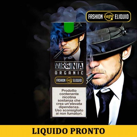 Fashion Vape Eliquid Virginia Liquido Pronto Nicotina