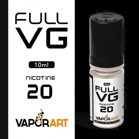 Vaporart Base FULL VG 10 ml Nicotina