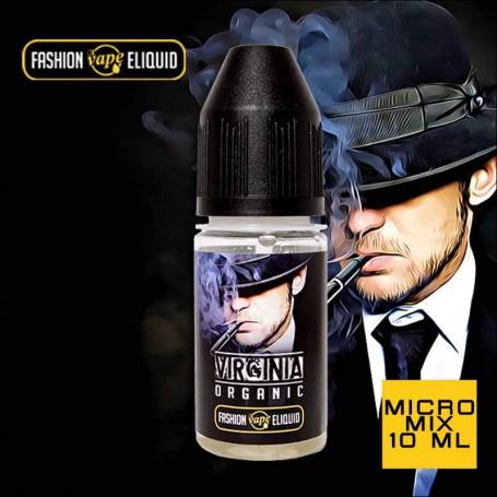 Fashion Vape Eliquid Virginia Old Style Tobacco MICRO MIX 10ml