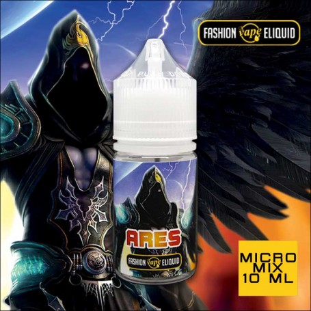 Fashion Vape Eliquid Ares MICRO MIX 10ml