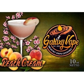 Galaxy Vape Peach Cream Aroma 10ml