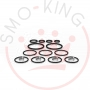 SVOEMESTO Kit o-rings + Screws For Kayfun 5