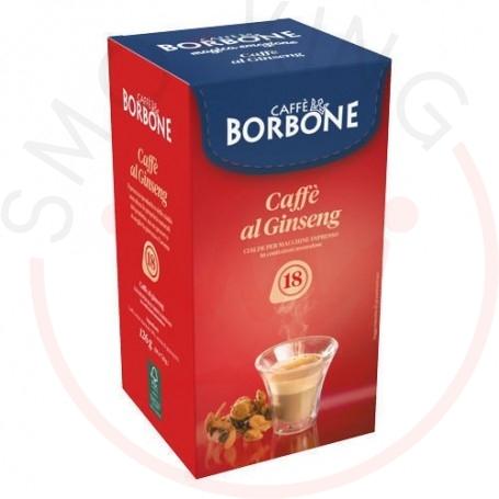 Cialde GINSENG ESE 44 Universali 10pz Caffè Borbone