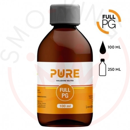 PROPYLENE GLYCOL PG 100 in 250 ml PURE