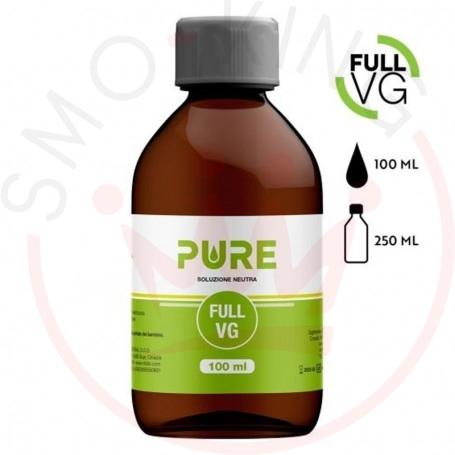 GLICERINA VEGETALE VG 100 in 250 ml PURE