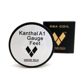 VAPORTECH kanthal wire A1 Wire 26ga 9ml 0
