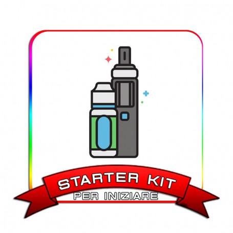 ELECTRONIC CIGARETTE STARTER KIT