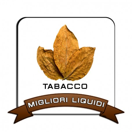 MIGLIORI LIQUIDI TABACCO
