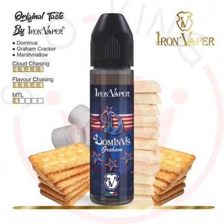 DOMINUS GRAHAM Aroma 20 ml IRON VAPER
