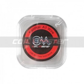 COIL MASTER kanthal wire 22 Awg 0.64 Mm 10 Metres