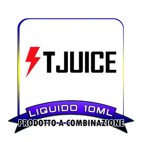 Liquidi Pronti Nicotina 10 ml T-JUICE