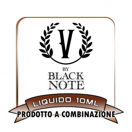 Serie V By BLACK NOTE Liquidi Pronti Nicotina 10 ml