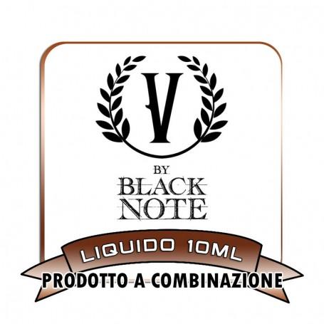 Serie V By BLACK NOTE Nicotine Ready Liquids 10 ml