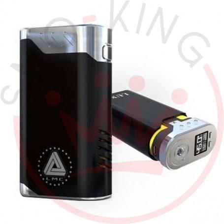 Ijoy Lux 215watt 18650 26650 Black/silver