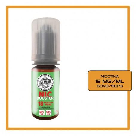 DreaMods Neutral Base 10ml 50/50 Nicotine