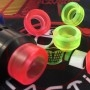 Chuff Fluorescent Red To Goon 24 And 22