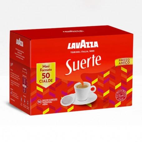 SUERTE 50pcs ESE 44 LAVAZZA Coffee Pods