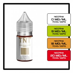 TNT Vape Base Neutra 10ml 70/30 Nicotina (NON TOCCARE)